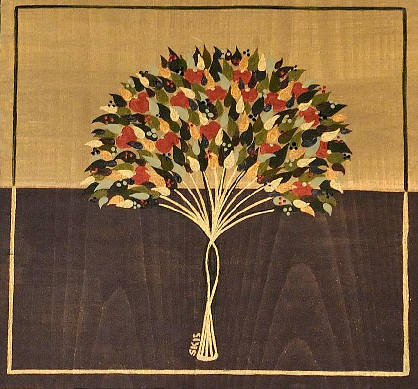 """Silvia Karamfilova Art """"Apple tree"""""""