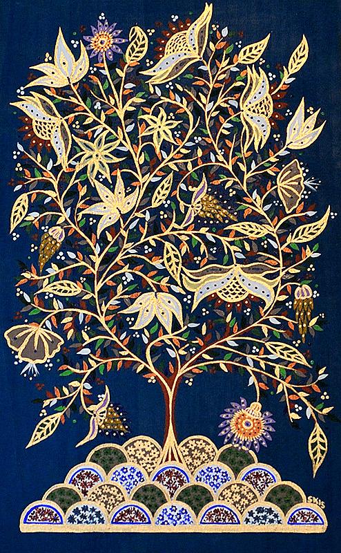 """Silvia Karamfilova Art """"Branch I"""""""
