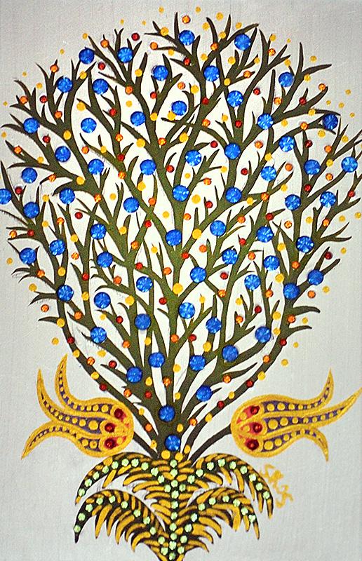 "Silvia Karamfilova Art ""Branch"""