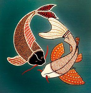 """Silvia Karamfilova Art """"Dance"""""""