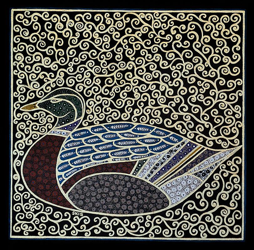 "Silvia Karamfilova Art ""Duck"""
