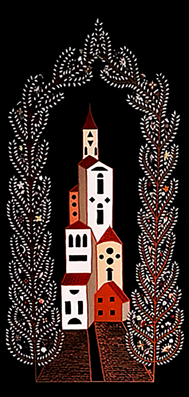 "Silvia Karamfilova Art ""Entrance"""