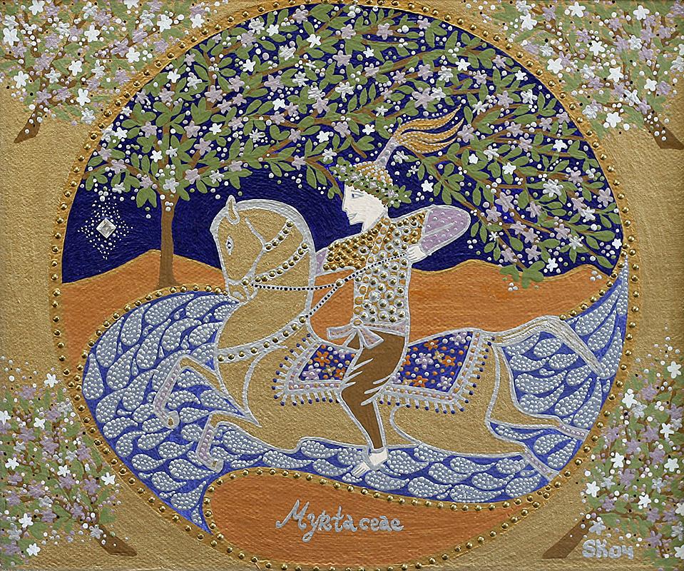 "Silvia Karamfilova Art ""Following the dream"""