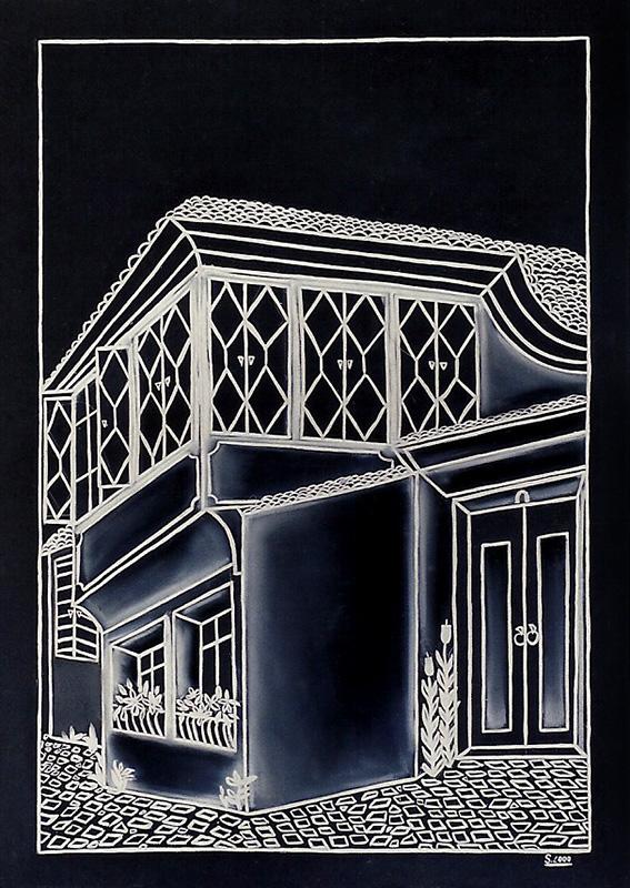 """Silvia Karamfilova Art """"Home"""""""
