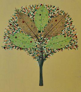 "Silvia Karamfilova Art ""Imaginary tree"""