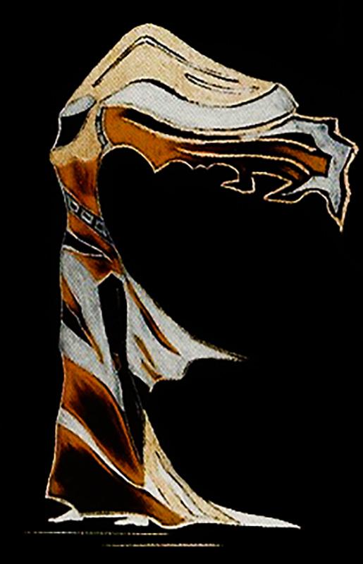 """Silvia Karamfilova Art """"Nike Samothrace"""""""