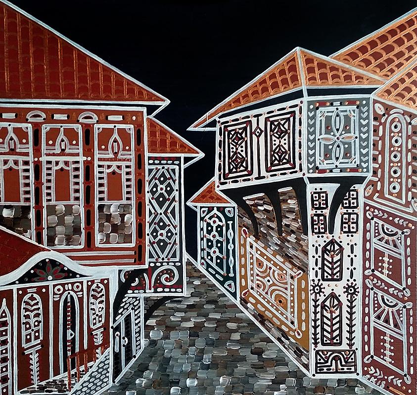 """Silvia Karamfilova Art """"Preservation"""""""