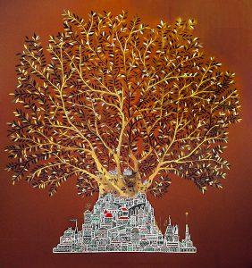 "Silvia Karamfilova Art ""Roots"""
