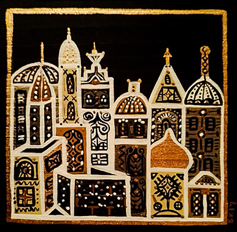 "Silvia Karamfilova Art ""Somewhere in the east"""