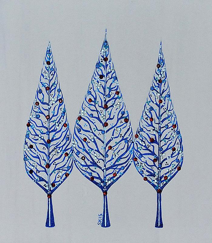 "Silvia Karamfilova Art ""Striving upwards"""