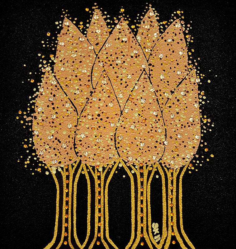 "Silvia Karamfilova Art ""The tree of desires"""