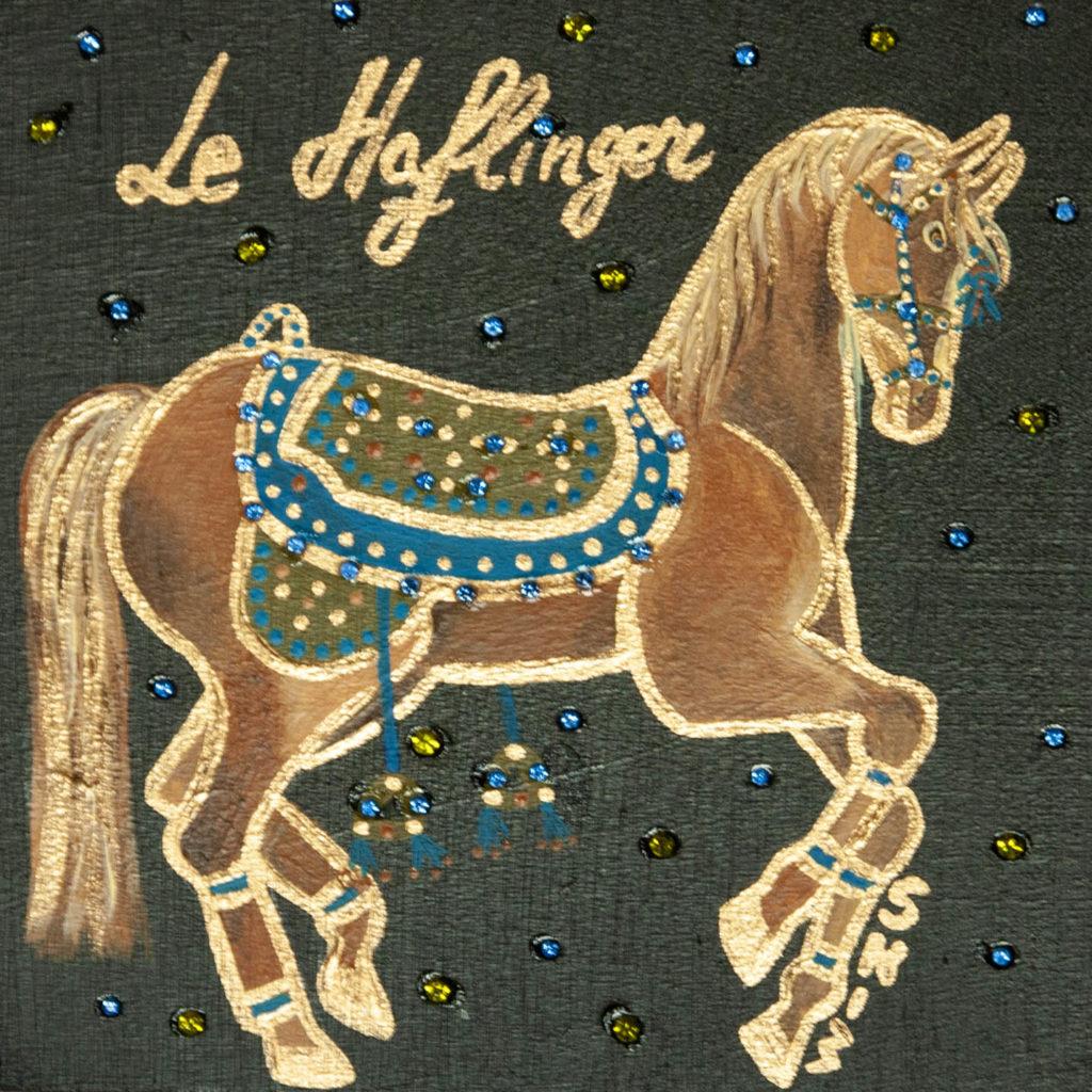 """Silvia Karamfilova Art """"Horse"""""""