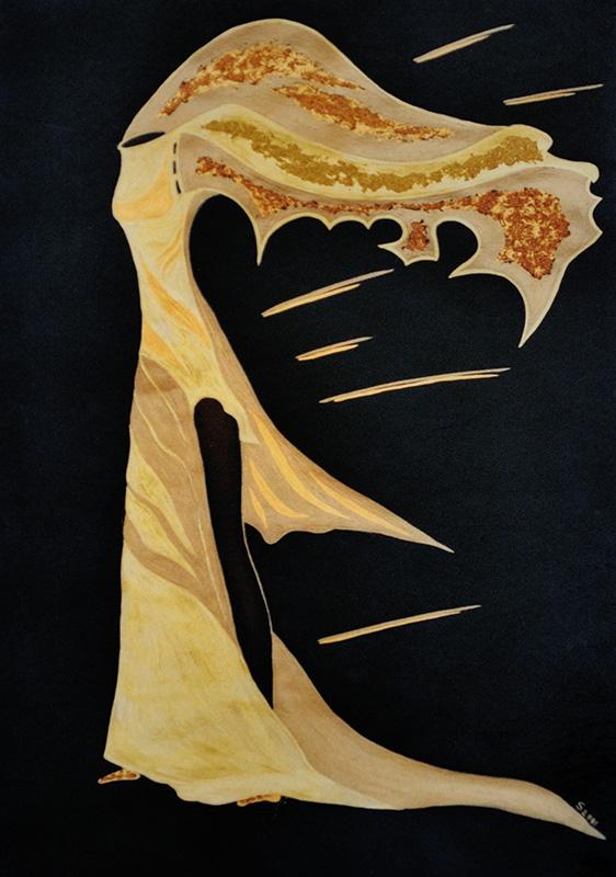 """Silvia Karamfilova Art """"Nike of Samothrace"""""""
