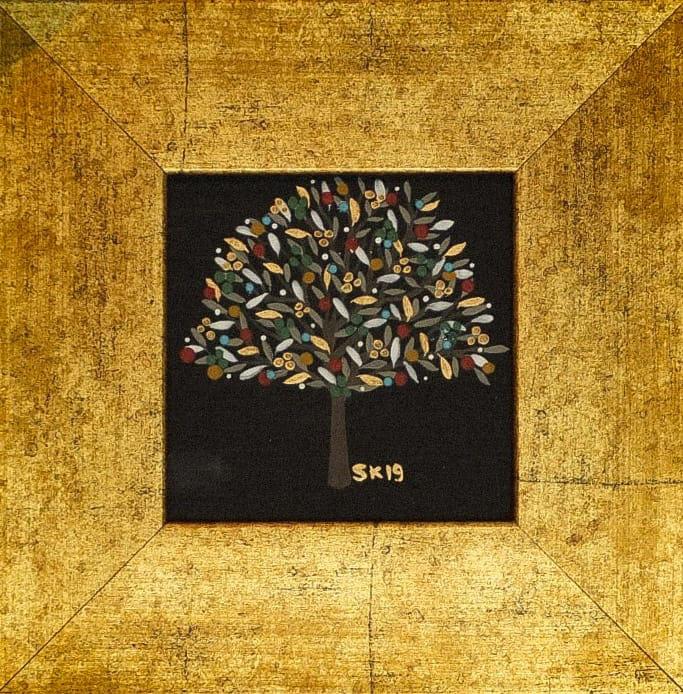 "Silvia Karamfilova Art ""Tree of life 2"""