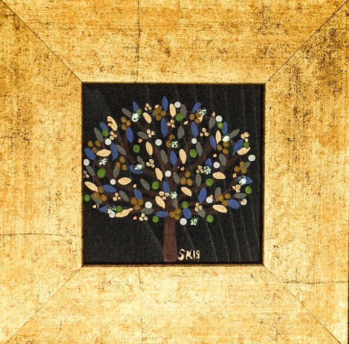 "Silvia Karamfilova Art ""Tree of life 6"""