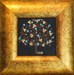 "Silvia Karamfilova ""Tree of Life 9"""