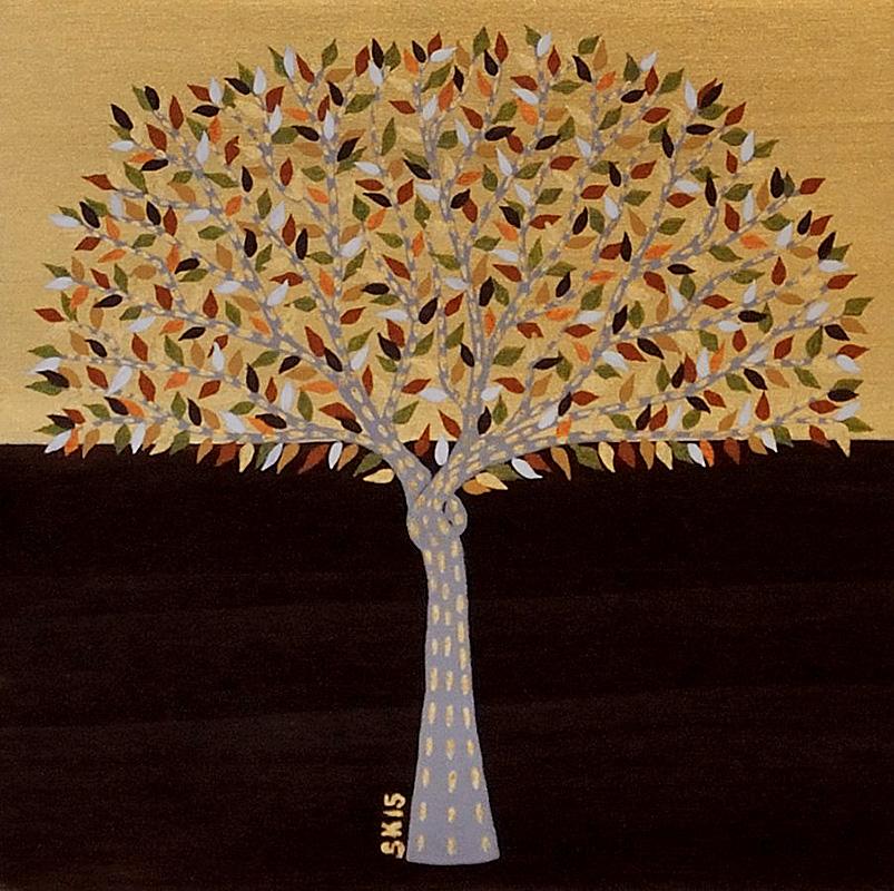 "Silvia Karamfilova Art ""Tree of life"""