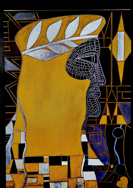 "Silvia Karamfilova Art ""Words"""
